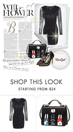 """""""Rosegal 52"""" by selmaaaa-1 ❤ liked on Polyvore featuring Nivea"""