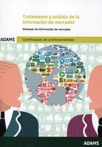 Tratamiento y análisis de la información de mercados (2013)