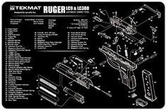 TekMat Ruger LC9 Pistol Gun Cleaning Mat, Black TekMat http://www.amazon.com/dp/B00KTHGT0O/ref=cm_sw_r_pi_dp_lB1Gwb02GJPSB