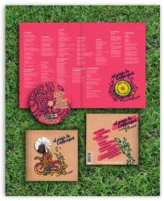 CD PACKAGING / EL VIAJE DE COPPERPOT by Mayra Avila, via Behance. If you want to customize a good-looking CD packaging, visit www.unifiedmanufacturing.com.