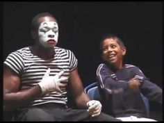 "Great mime performance by ET the mime. ""The car"". Perfect for facial expression/exaggeration."