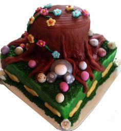 Easter Bunny Cake  Like us on Facebook @ www.facebook.com/Meli.Ann.Designs