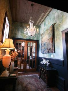 Austin S First Firehouse Transformed Into Palazzo Lavaca Austin S First Firehouse Transformed Into Palazzo Lavaca Hard To Believe This Used To Be An Old Fire Station It S. Austin Homes, Austin Texas, Wall Finishes, Bohemian Living, Exposed Brick, Hallway Decorating, Girl Room, Palazzo, Home Goods