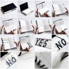 Analogue Interactivity in Contemporary Book Design