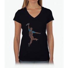 Newsies- Seize the Day Womens V-Neck T-Shirt