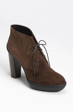Tod's Ankle Bootie available at #Nordstrom