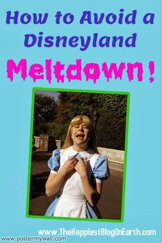 Avoid a Disneyland meltdown, three essential Disneyland tips you need for a magical vacation. Plus ways to combat common meltdown triggers.