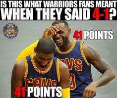 Yep that's what those lowly warriors meant.  Haha