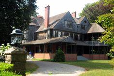 Isaac Bell House. Newport,RI