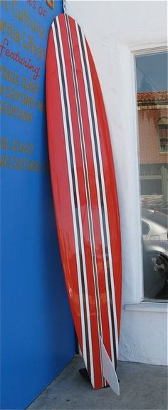Inter Island Surf Board Circa 1965, available at my favorite local vintage/antique shop Surfing Cowboys.