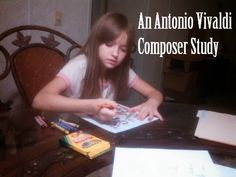 "An Antonio Vivaldi Composer Study using ""A Young Scholar's Guide to Composers"""