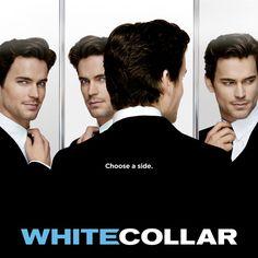 White Collar - wonderful USA tv show.  Season 4 starts July 10th.