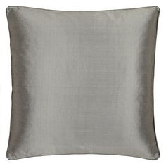 Buy John Lewis Silk Cushion Online at johnlewis.com bedroom