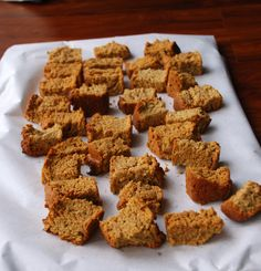 South African Buttermilk and Rye Rusks – The Philosophy of Delight Oven Chicken Recipes, Dutch Oven Recipes, Healthy Treats, Healthy Baking, Rusk Recipe, African Dessert, Salted Caramel Fudge, Salted Caramels, Banting Recipes