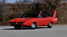 Selling at MECUM Auctions 1970 Plymouth Superbird V-Code 440 Six Pack, Broadcast Sheet presented as lot S132 at Kissimmee, FL 2015 - image1