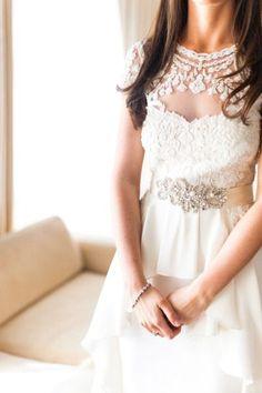 Tendance Robe De Mariée 2017/ 2018 : Everything about this dress is elegant perfection: www.stylemepretty... | Photog...   https://flashmode.be/tendance-robe-de-mariee-2017-2018-everything-about-this-dress-is-elegant-perfection-www-stylemepretty-photog/  #RobeMariage