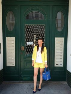I Love this yellow Outfit  #modeblog #modeblogger #styleblog #styleblogger #fashionblogger #fashionblog  #fashion #lotd #lookoftheday #stylish #style #ootd #outfitoftheday #potd #photooftheday #pictureoftheday #igstyle #blogger #ffmblogger #blogger_de #germanblogger #fashiongram #bestoftheday #instalike #fashionstylebyjohanna #streetstyle #fashionlover #inspiration