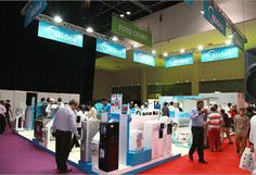 Midea displayed its consumer appliance products at the Smart Living section during Gitex Shopper Spring 2015 in Dubai.