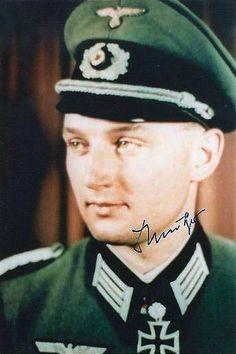 Major Josef-Georg Mulzer (1915-2011), Kommandeur Pionier Batallion 195, Ritterkreuz 07.09.1943, Eichenlaub (367) 10.01.1944