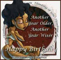 Happy Birthday Brother From Sister afican amercan Happy Birthday Woman, Happy Birthday Brother From Sister, Happy Birthday Black, Birthday Wishes For Boyfriend, Happy Birthday Messages, Happy Birthday Quotes, Happy Birthday Images, Happy Birthday Greetings, Birthday Gifs