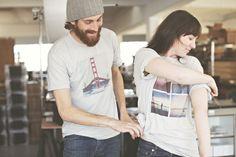 Instagrams on a t-shirt : Printstagram - Tshirt