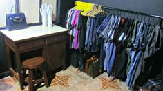 brandylovesvintage: 650 pesos closet-to-multifunctional room makeover