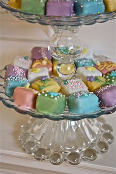 Easter Petite Fours