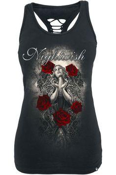 #Nightwish #TopMujer #EmpSpain #Bandmerchandise
