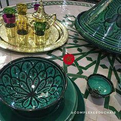 Complexe Artisanal BOUCHAIB Marrakech.. Moroccan magic hands..❤
