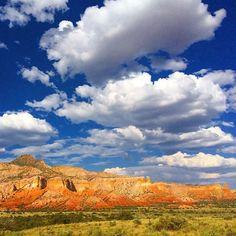 """Beautiful Georgia O'Keefe country {Abiqui NM USA}"" Photo taken by @getsidetracked on Instagram, pinned via the InstaPin iOS App! http://www.instapinapp.com (05/22/2015)"