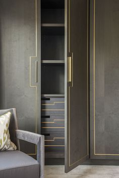 52 Popular Wardrobe Design Ideas In Your Bedroom. The most essential and important aspect of your bedroom includes your bed and bedroom wardrobe. Wardrobes give you extra storage capacity in your room. Wardrobe Door Designs, Wardrobe Design Bedroom, Wardrobe Storage, Wardrobe Closet, Closet Designs, Closet Bedroom, Wardrobe Ideas, Wardrobe Sale, Corner Wardrobe