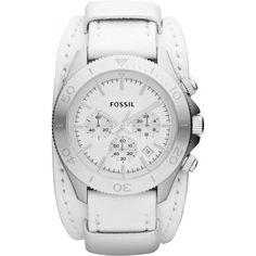 Fossil CH 2858, bílá, 4640 Kč | Slevy hodinek