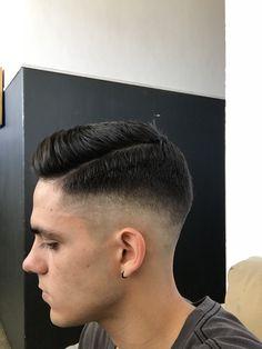 pvblogr #hairstylesformen #hairstyle #haircut #fade #2018