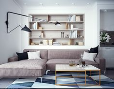 """Check out new work on my @Behance portfolio: """"Аpartment in Zhukovsky"""" http://be.net/gallery/40377293/apartment-in-Zhukovsky"""