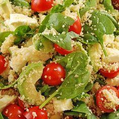 Recept italiensk couscous
