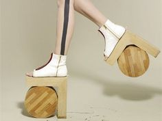 Everything is style: Weird shoes