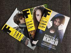 """Rivista """"Fabrique Du Cinema"""" creata per l' Associazione Cinema Indipendente Indie Per Cui #RivistaCinema #CinemaIndipendente #CinemaIndipendenteRoma"""