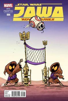Jawa Adventures 004 by OtisFrampton on DeviantArt Star Wars Cartoon, Star Wars Comics, Star Wars Humor, Star Wars Art, Marvel Comics, Star Wars Characters Pictures, Star Wars Pictures, Deadpool Funny, Character Portraits