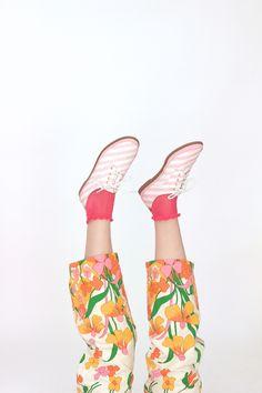 BC x Ban.do footwear!