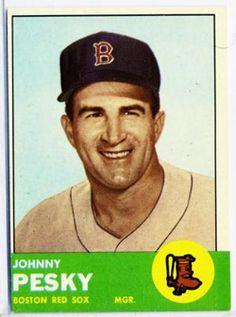 Johnny Pesky, 1919-2012