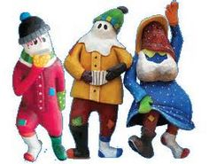 mummers newfoundland - yahoo Image Search Results Christmas Bulbs, Christmas Gifts, Christmas Ideas, Newfoundland, Types Of Art, Colouring Pages, Clay Projects, Quilt Making, Baby Quilts