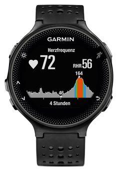 GPS GARMIN FORERUNNER 235 noir / gris 349 euros