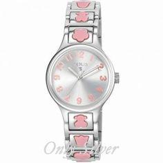 6d043f1bd84b RELOJ TOUS DOLLS 300350550 - OnlySilver Reloj De Acero Inoxidable
