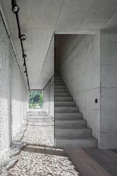 Stairs concrete