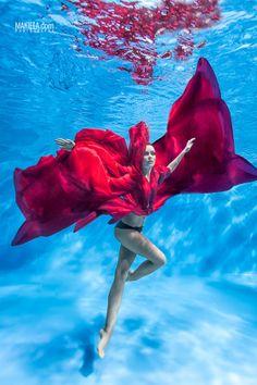 Red Butterfly by Rafal Makiela, via 500px