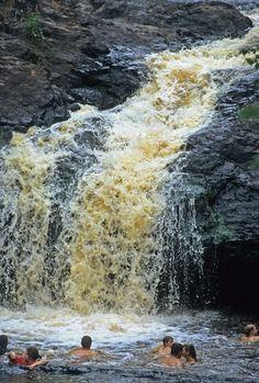 3. Amnicon Falls