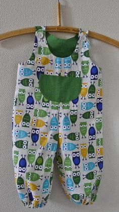 Baby clothes in krakspark shop  Fabric Owles