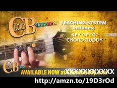 Easy system for learning Guitar Chord. Chord Buddy