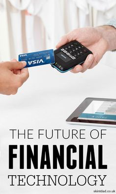 The way we use money is changing and technology is leading the way to make things easier, quicker and safer for us to pay for goods and services.