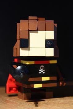 Captain harlock Blockhead